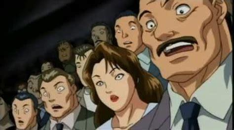 anime baki the grappler season 2 baki the grappler season 2 episode 8