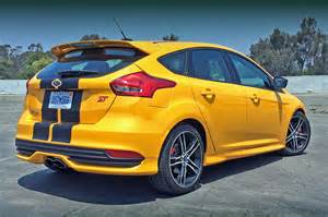 Ford Focus St 2016 2016 Ford Focus St One Week Review And Roadtest