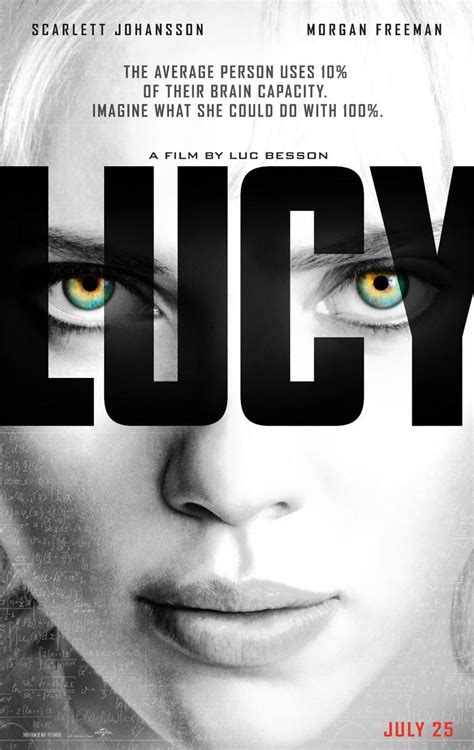 lucy film poster quotes from lucy 2015 quotesgram