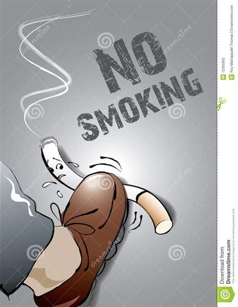 poster design on no smoking no smoking stock vector image of communication tobacco