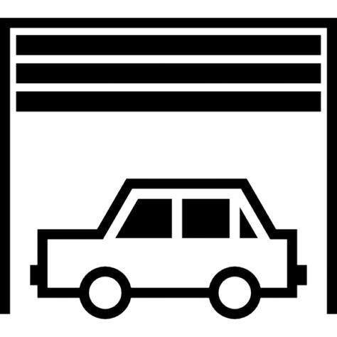 Was Ist Eps Beim Auto by Auto In Einer Garage Der Kostenlosen Icons
