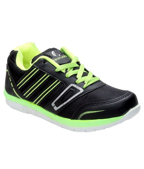 chiefland black sports shoes for price in india buy
