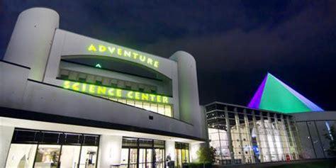 adventure science center weddings  prices  wedding