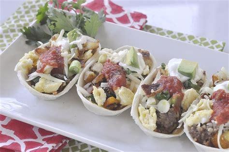 old el paso taco boats instructions breakfast tacos recipe from your homebased mom