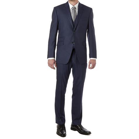 slim fit navy suit 159 99