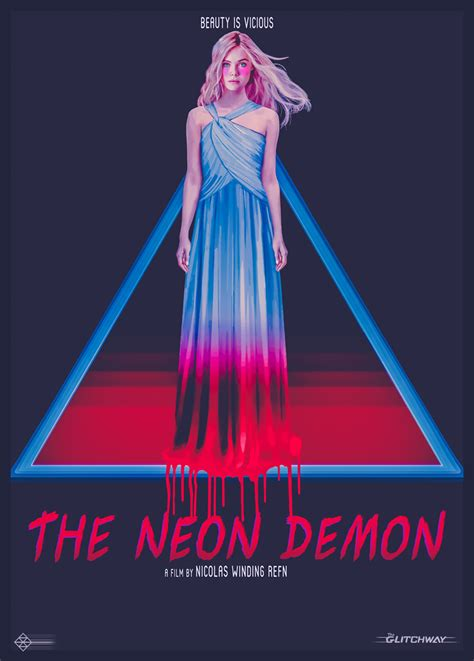 the neon demon new posters my another the neon demon alternative poster posterspy