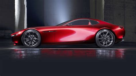 Mazda Rx Vision Concept Car by Mazda Rx Vision Concept Revealed Picts