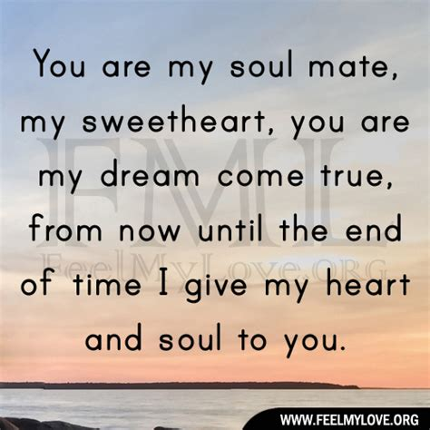 i love my soul mate quotes and pic my soulmate quotes