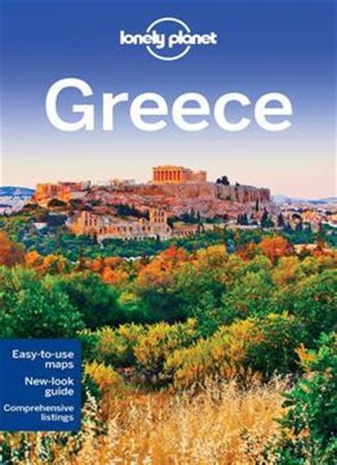 Lonely Planet Greece lonely planet greece travel guide