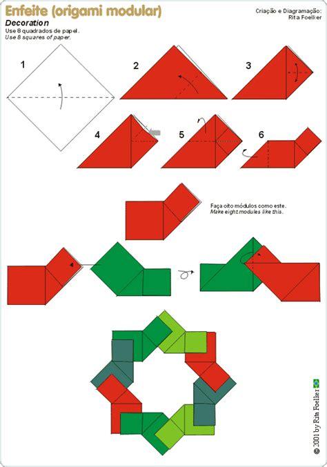 Origami Natal - atividades pedag 211 gicas origami natal