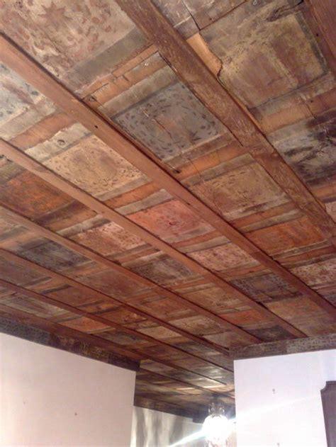 soffitti in legno decorati termo sabbiature restauro soffitti antichi tetti in