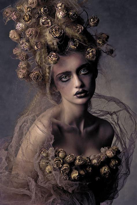 beauty garde photography dark beauty