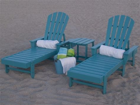 pool furniture supply chaise lounge recycled plastic south beach