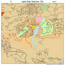 lake san marcos california map 0639724