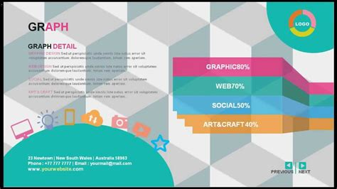 powerpoint templates for advertising agency gstudio creative cv presentation template youtube