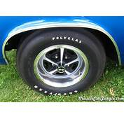 1969 Chevelle SS 396 Wheel