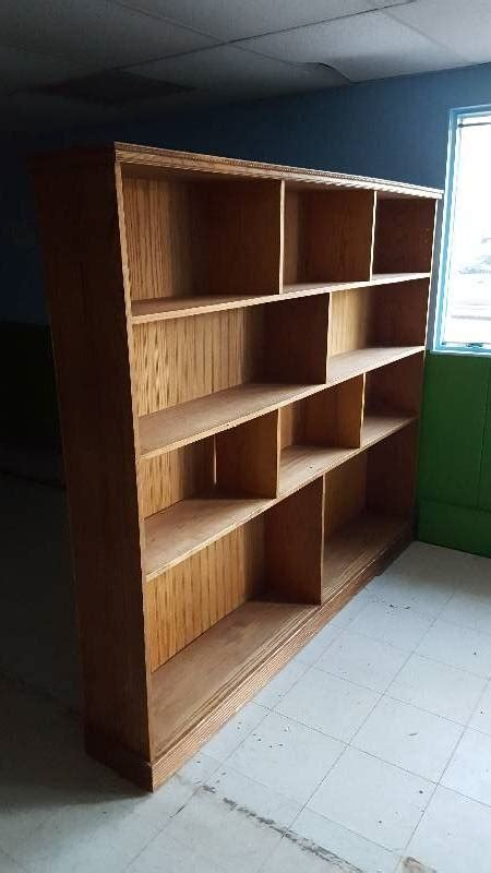 7 foot bookshelf epiphany auction sale k bid