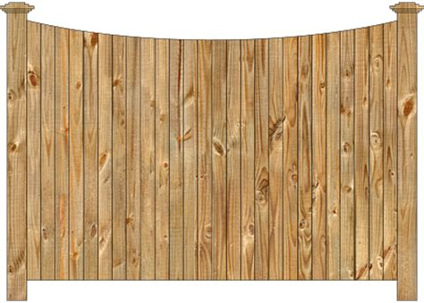 wooden fence sections wood fence cedar single concave virginian privacy fence