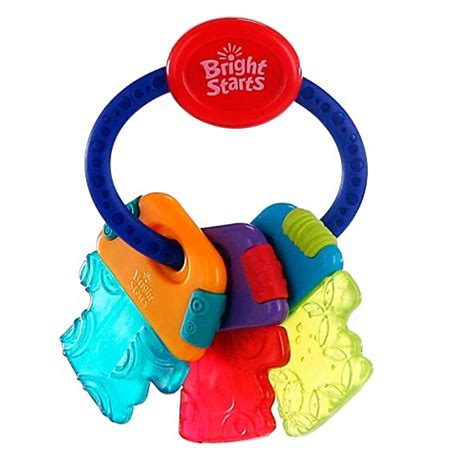 Sale Bright Starts Teether Friends bright starts polar gel teether buybuy baby