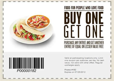 Buy 1 Get 1 Promo 6 In 1 Tempat Bumbu Dapur Berkualitas buy one get one free entree or free chips queso qdoba thru slickdeals net