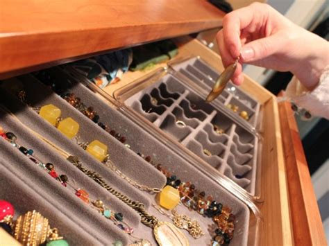 How To Store Jewelry In A Drawer by Jewelry Drawer Organizer Trays Stackable Trays By Neatnix