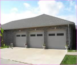 Car attached garage plans home design ideas