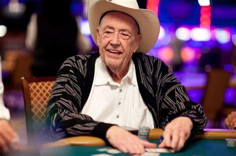 Doyle Brunson to Forgo Tournament Play at the WSOP   PokerNews