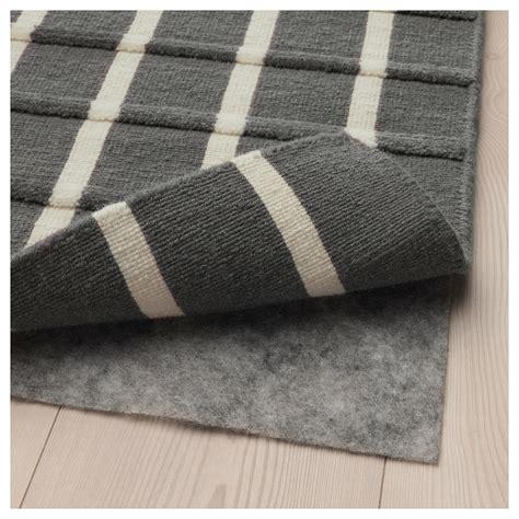 ikea white rug foulum rug flatwoven grey white 133x195 cm ikea