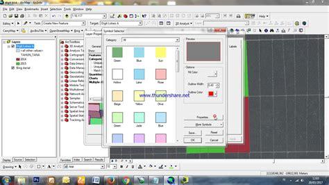 tutorial arcgis digitasi tutorial cara digitasi menggunakan arcbrutile dengan
