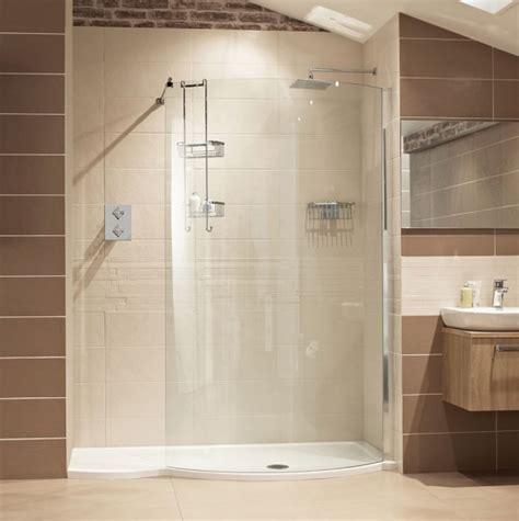 enclosed showers roman lumin8 colossus 1700mm shower enclosure uk bathrooms
