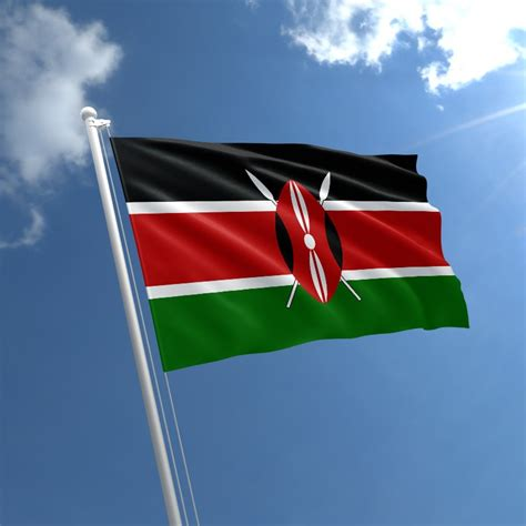 flags of the world kenya kenya flag buy flag of kenya the flag shop