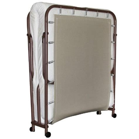 folding rollaway bed sleep master holiday elite rollaway folding guest bed