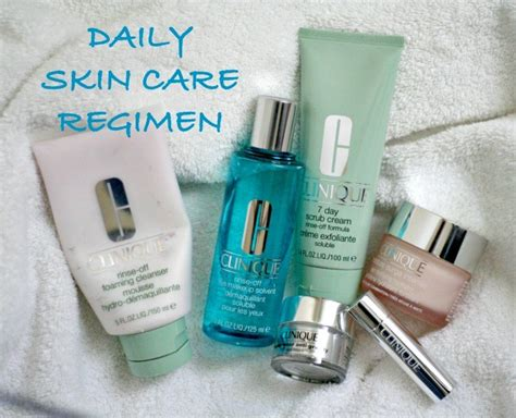 My Skin Care Routine February 2007 by Daily Skin Care Routine Connecticut In Style