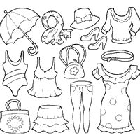 coloring pages clothes kids freecoloring4u com