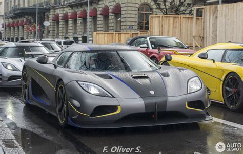 koenigsegg agera rs 2017 koenigsegg agera rs 8 march 2017 autogespot