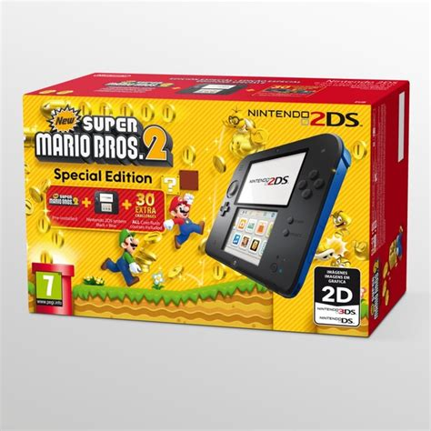 nintendo ds 2 console nintendo 2ds new mario bros 2 console 3ds 2ds