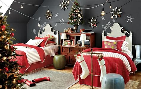 how to decorate a bedroom for christmas 35 fascinating ideas to try for kids room decor for christmas