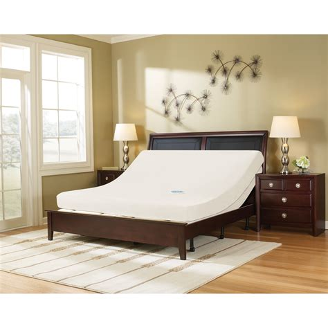 power adjustable bed base  remote control wayfair