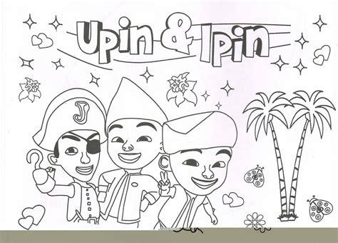 anti stres bunga buku mewarnai coloring book for adults mari mewarna bersama upin ipin 184 acu khaulah