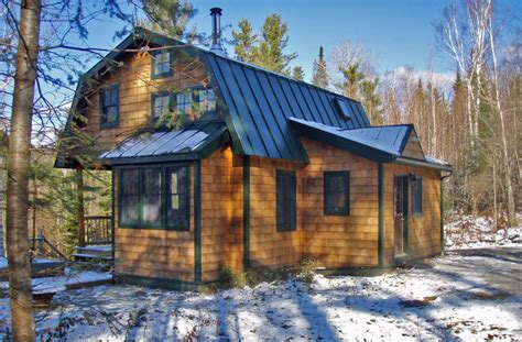 cabin ideas vermont mountain cabin young ideas small house bliss