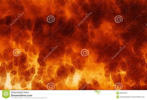 what color is lava abstract color background and lava effect orange color