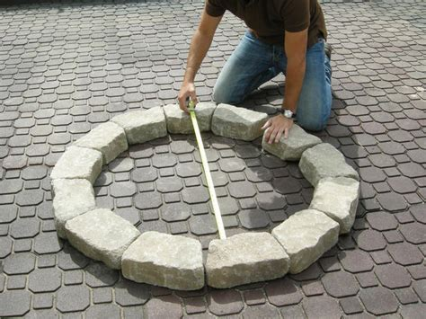 How To Build A Firepit With Pavers How To Make A Backyard Pit Landscaping Ideas And Hardscape Design Hgtv