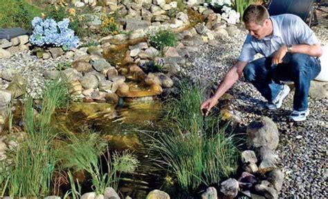 Klares Wasser Im Teich 1420 by Der Teich Teich Anlegen Selbst De