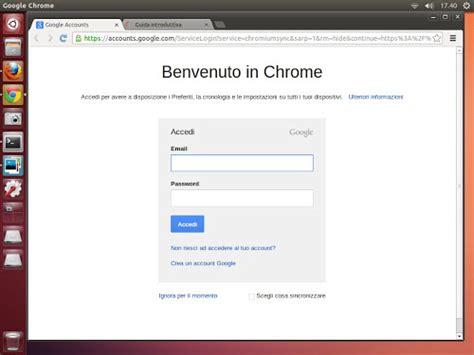 chrome for ubuntu ubuntu 13 04 come installare google chrome risolvendo il