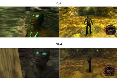 One Day Blind Looking Back I Think Ps1 S Graphics Aged Better Than N64 S