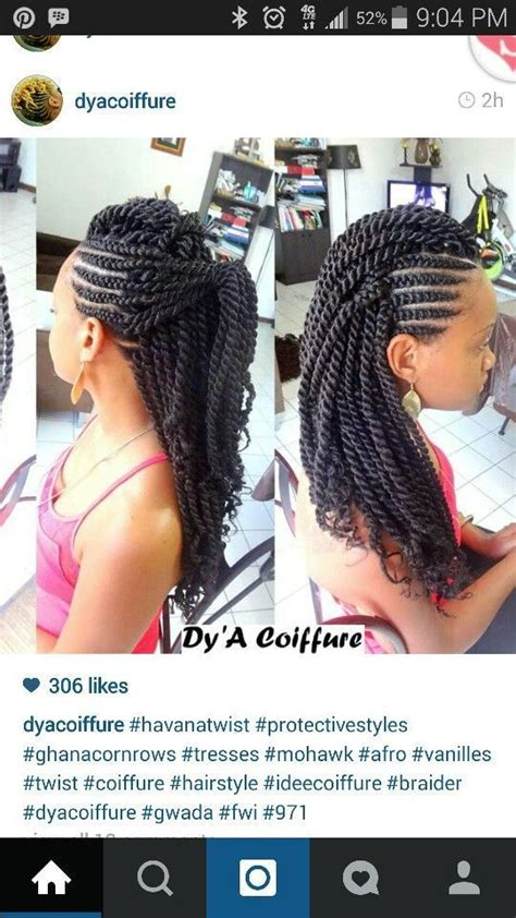 black hairstyles for miami ghana braids black girl braids and miami on pinterest
