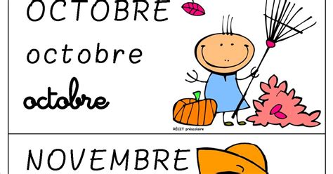 La Maternelle De Laur 232 Ne Les Mois De L Ann 233 E Coloriage Mois De SeptembreL