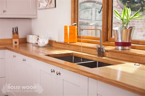 How To Paint Unfinished Wood Kitchen Cabinets by Solid Wood Kitchen Cabinets Image Gallery