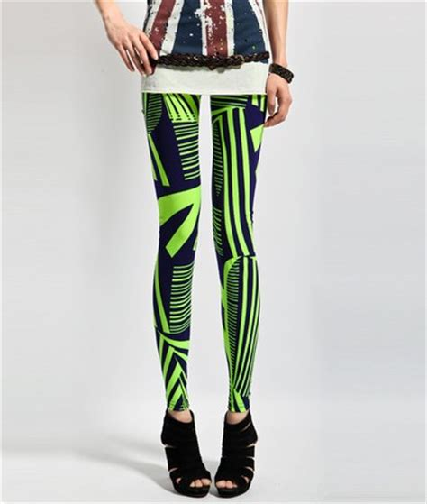 green patterned leggings how to wear your printed or patterned leggings
