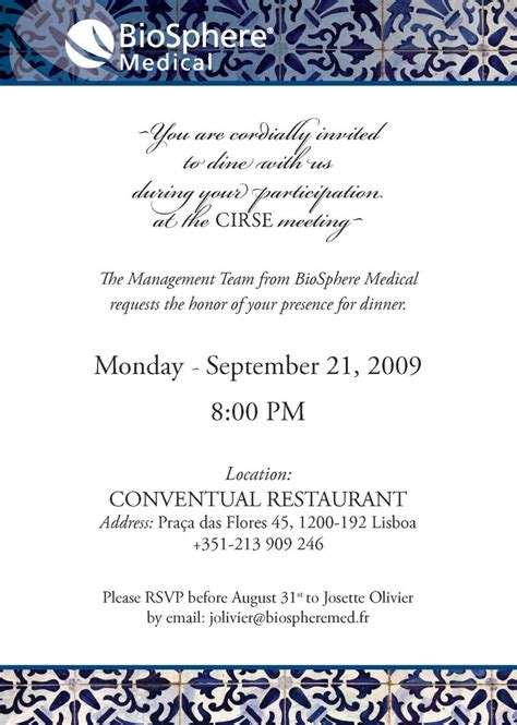best photos of business event invitations wording